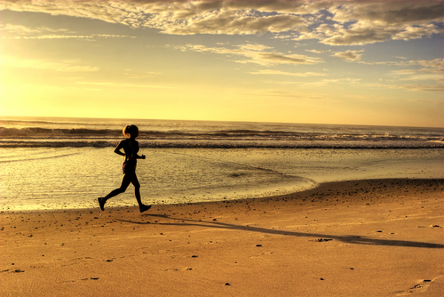 Morning-run-on-the-beach
